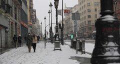 El Corte Inglés cerrará antes en Madrid, Albacete y Guadalajara por el temporal