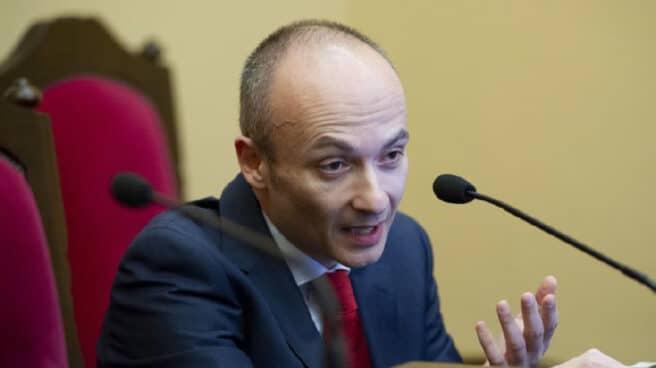 Óscar García Maceiras, nuevo nuevo secretario general y del Consejo de Administración de Inditex.
