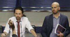 Iglesias reúne a su equipo para presentar batalla en el Gobierno por el precio de la luz