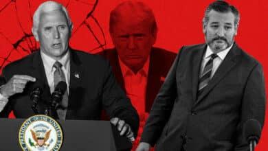 Los hombres clave del Partido Republicano que apoyaron a Trump hasta el asalto al Capitolio
