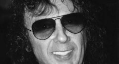 El productor musical Phil Spector.