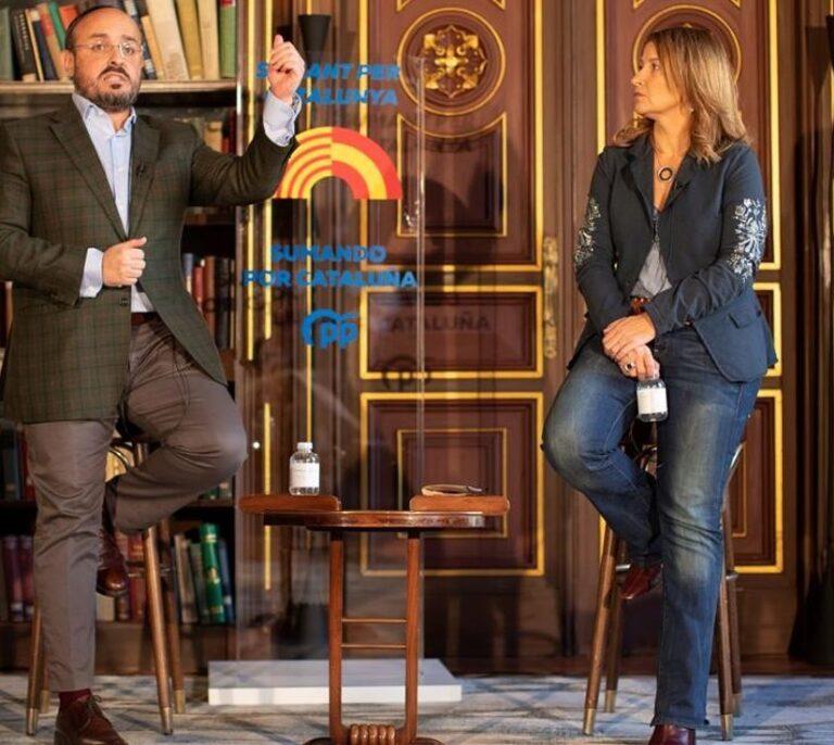 """Malestar en sectores del PP catalán por el fichaje de Parera: """"Hace la campaña a Vox"""""""
