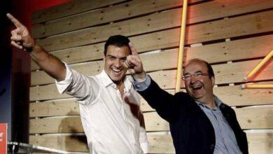 """El presidente coge las riendas de un PSC rendido al """"sanchismo"""""""