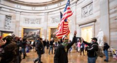 Seguidores de Trump asaltan el Capitolio para impedir la confirmación de Biden