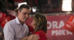 Susana Díaz se atrinchera ante la ofensiva del sanchismo