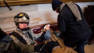 Galería | Las espectaculares imágenes del asalto al Capitolio de Estados Unidos