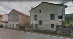Vista de una calle de Villanueva de Villaescusa (Cantabria).