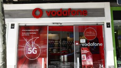 Vodafone España realiza un nuevo ERE de 515 por la crisis del sector 'teleco'