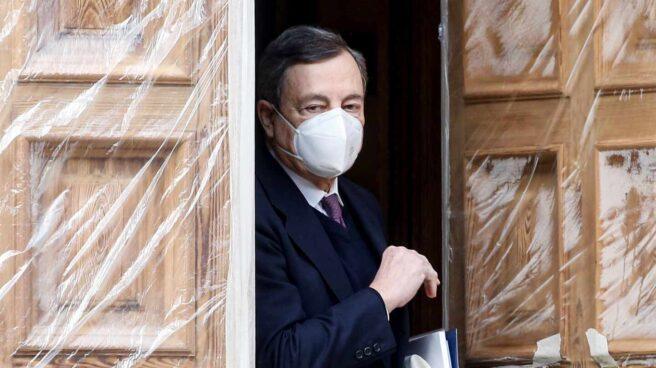 El ex presidente del Banco Central Europeo (BCE), Mario Draghi.