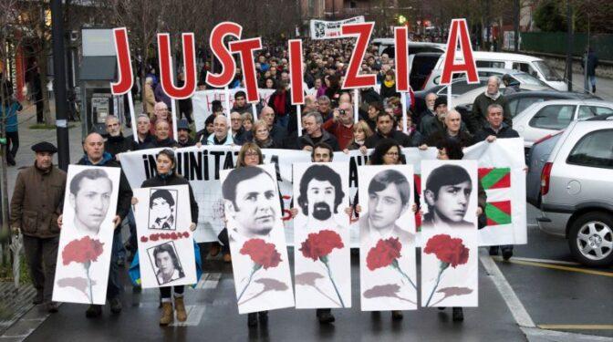 Un centro memorial recordará a las víctimas del 3 de marzo de 1976