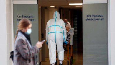 La pandemia sigue disparada en la Comunidad Valenciana: más muertos en enero que entre marzo y mayo