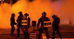 """Los sindicatos policiales respaldan a los antidisturbios frente a los """"terroristas callejeros"""""""