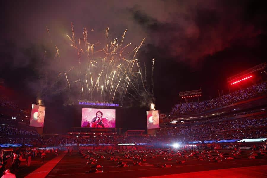 El show de la Super Bowl más sombría