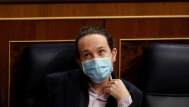 """Iglesias carga contra el PP: """"Han alimentado a la bestia. Van a terminar como pagafantas de la ultraderecha"""""""