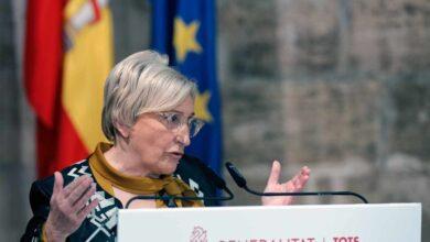 Destituida la directora de Salud Pública de Valencia por vacunaciones irregulares
