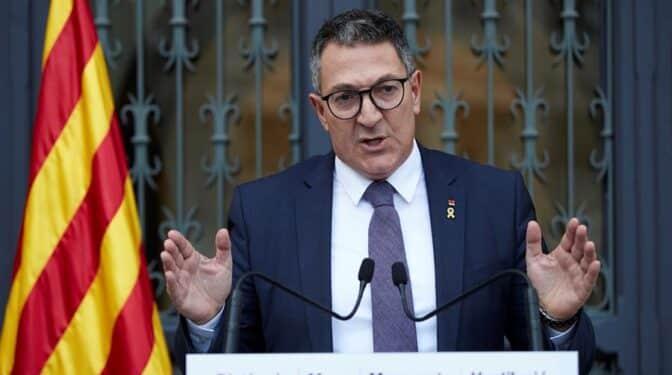 """El consejero de Interior de Cataluña afirma que los Mossos son """"mucho mejores"""" que la Policía y la Guardia Civil"""