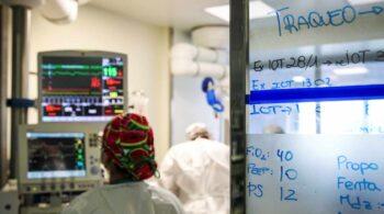Sanidad registra 10.057 casos y 530 nuevas muertes, y la incidencia baja de 400