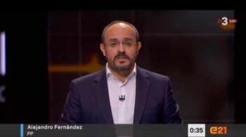 El PP gana su primera batalla en Cataluña en el escenario más hostil