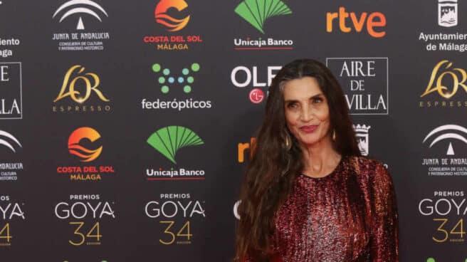 Ángela Molina, Goya de Honor El cine no morirá nunca