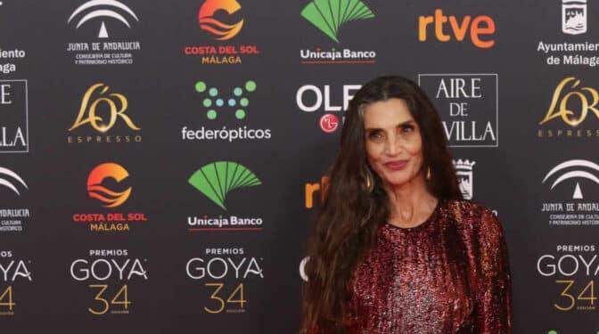 """Ángela Molina, Goya de Honor: """"El cine no morirá nunca"""""""