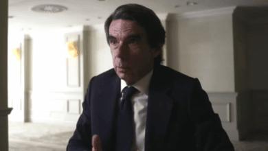 """Aznar niega haber recibido sobresueldos, pero advierte: """"Sólo pongo la mano en el fuego por mí"""""""