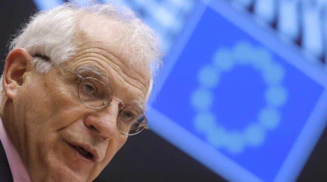 Borrell reivindica su viaje a Rusia y estudia más sanciones contra el régimen de Putin