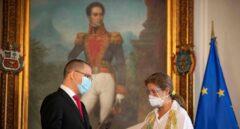 Maduro da 72 horas a la embajadora de la UE para salir de Venezuela