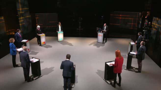 Debate tv3 elecciones catalanas