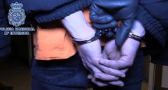 Una persecución de película y cinco agentes heridos: así fue la detención de 'El Piojo'