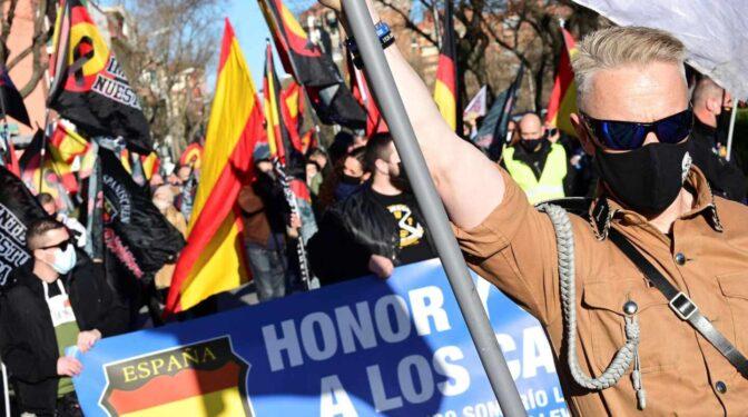 La Fiscalía investigará el homenaje a la División Azul en Madrid