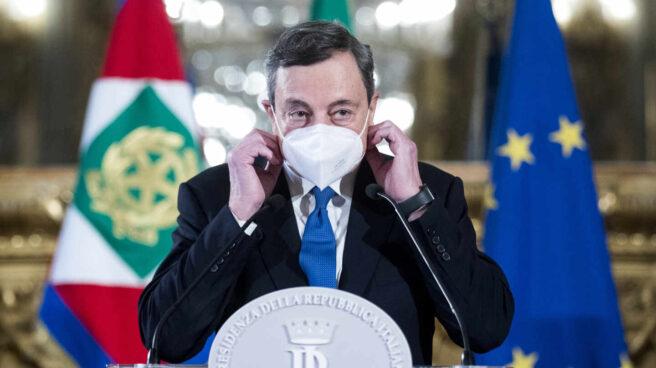 Mario Draghi-Italia-gobierno-crisis