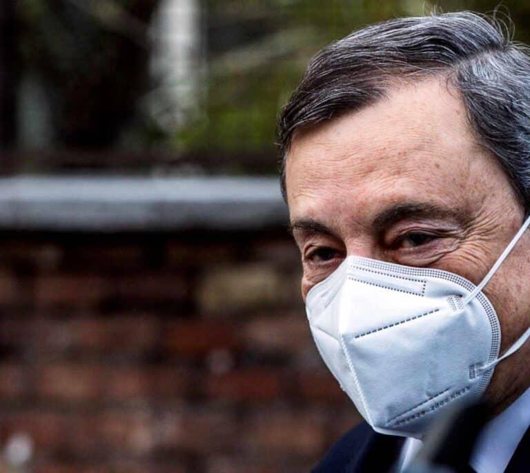 Cuenta atrás para el gobierno Draghi