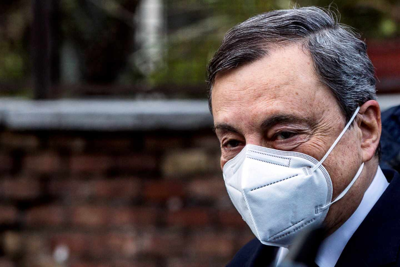 Mario Draghi-gobierno-Italia-Europa