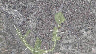 """El Ayuntamiento de Valencia plantea """"un gran corredor verde"""" al sur de la ciudad"""