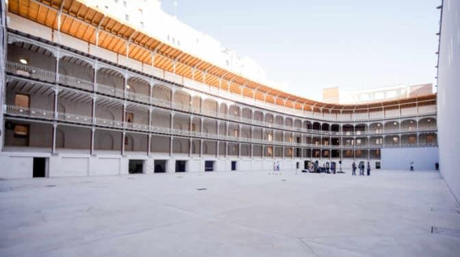 El Beti Jai o el Búnker del Capricho abren sus puertas para 'Pasea Madrid'