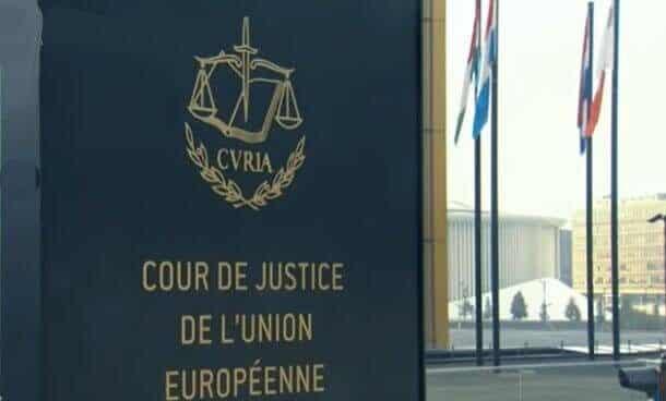 Sede de la Corte de Justicia de la Unión Europea