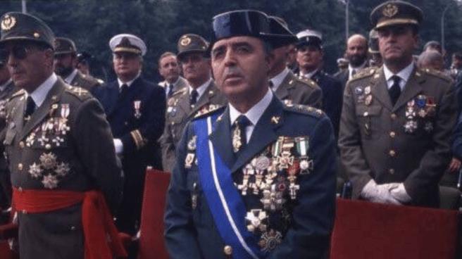 El ex general de la Guardia Civil Enrique Rodríguez Galindo.