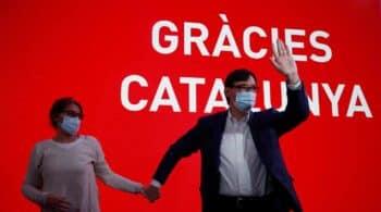 Un tercio de los catalanes quiere un Gobierno de ERC, PSOE y comunes, según el CIS
