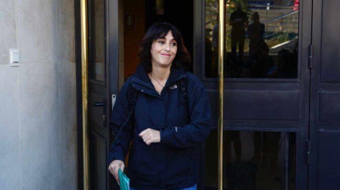 La batalla de Juana Rivas por reducir su pena llega al Tribunal Supremo