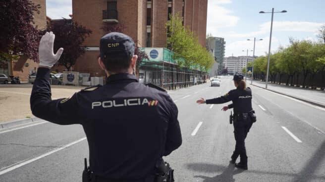 El SUP pide que las bajas por coronavirus de la Policía cuenten como enfermedad profesional