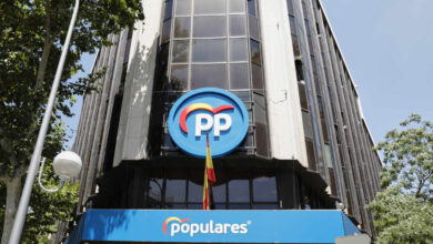 Casado anuncia que el PP abandona la sede de Génova