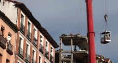 """Un juzgado de Madrid concluye que la explosión de la calle Toledo fue """"accidental"""""""