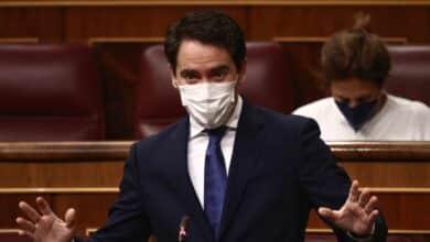"""Egea dice que el PSOE """"está aceptando"""" la petición del PP de dejar a Podemos """"al margen"""" de la renovación del CGPJ"""