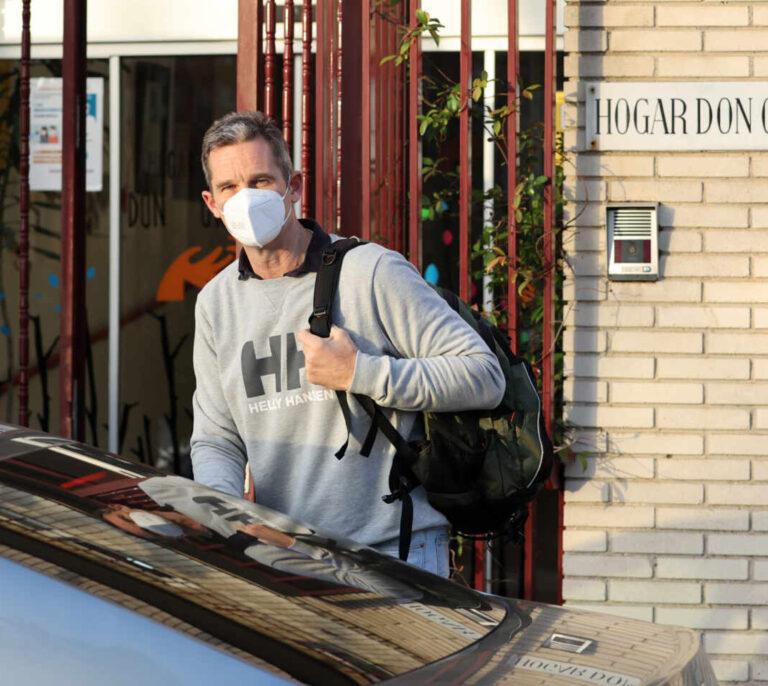 Urdangarin seguirá cumpliendo su condena en semilibertad en Zaballa (Álava)