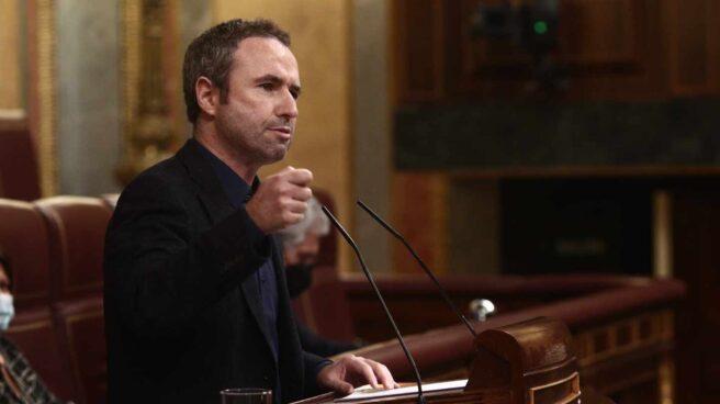 El diputado de Cs en el Congreso, Guillermo Díaz