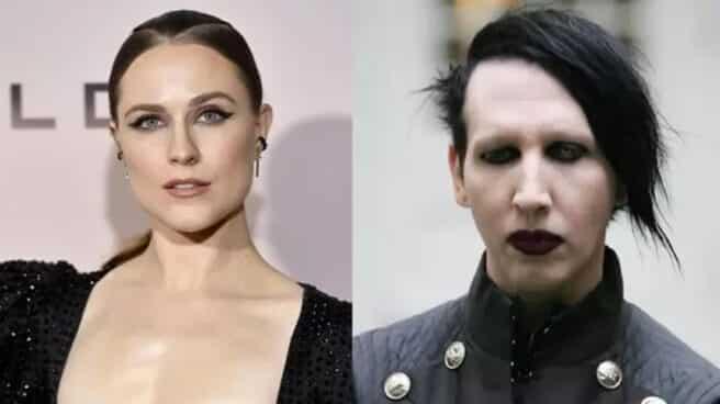 Evan Rachel Wood acusa a Marilyn Manson de abusos sexuales y violencia doméstica
