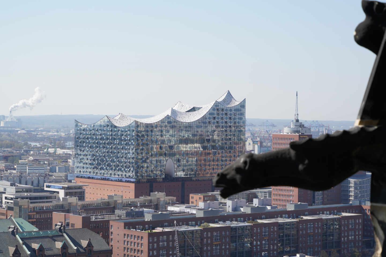 Hamburgo, una ciudad volcada al mar
