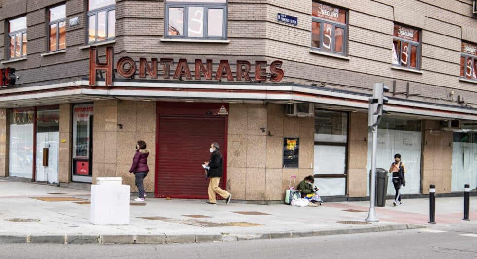 Hontanares, la famosa cafetería en el ajetreo de Avenida América, cerró tras más de cinco décadas