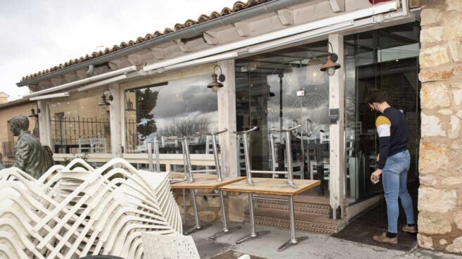 Apertura de un bar en Cuenca.