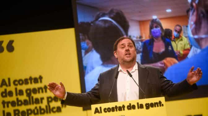 ERC exprime a Junqueras para contener la remontada de JxCat